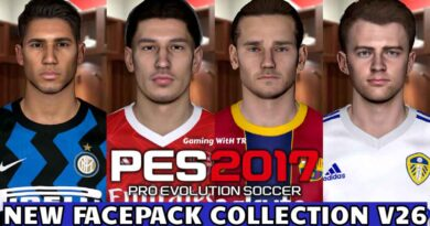 PES 2017   NEW FACEPACK COLLECTION V26   DOWNLOAD & INSTALL