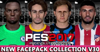 PES 2017 | NEW FACEPACK COLLECTION V30 | DOWNLOAD & INSTALL