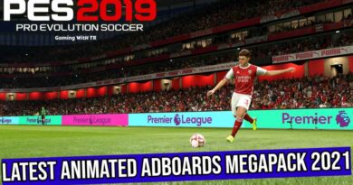 PES 2019 | LATEST ANIMATED ADBOARDS MEGAPACK 2021 | DOWNLOAD & INSTALL