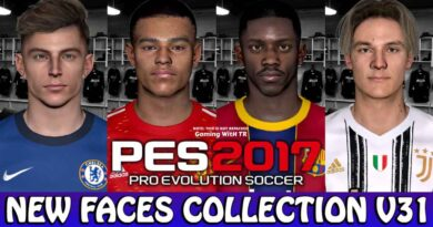 PES 2017 | NEW FACES COLLECTION V31 | DOWNLOAD & INSTALL