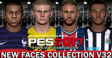 PES 2017 | NEW FACES COLLECTION V32 | DOWNLOAD & INSTALL