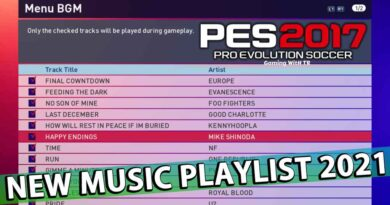 PES 2017 | NEW MUSIC PLAYLIST 2021 | DOWNLOAD & INSTALL