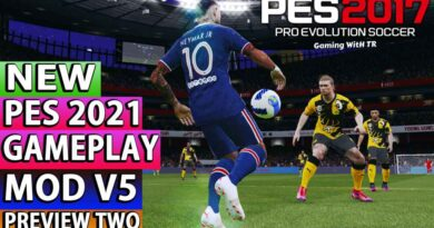 PES 2017   NEW PES 2021 GAMEPLAY MOD V5   PREVIEW TWO   DOWNLOAD & INSTALL