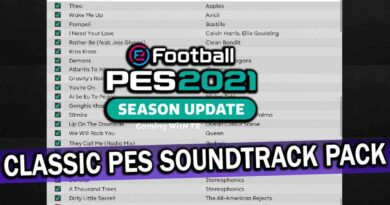 PES 2021 | CLASSIC PES SOUNDTRACK PACK | DOWNLOAD & INSTALL