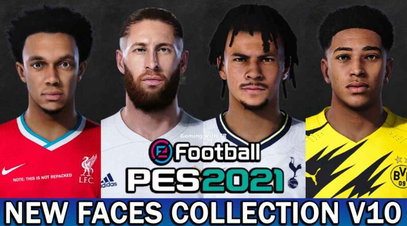 PES 2021 | NEW FACES COLLECTION V10 | DOWNLOAD & INSTALL