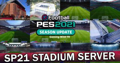 PES 2021 | SP21 STADIUM SERVER | DOWNLOAD & INSTALL