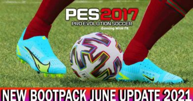 PES 2017 | NEW BOOTPACK 2021 | JUNE UPDATE | DOWNLOAD & INSTALL