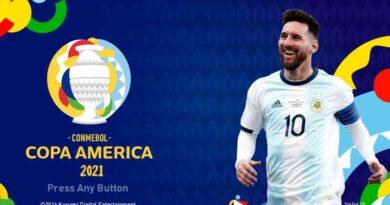 PES 2017 | NEW COPA AMERICA GRAPHIC MENU 2021 | DOWNLOAD & INSTALL