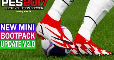 PES 2017 | NEW MINI BOOTPACK UPDATE V2.0 | DOWNLOAD & INSTALL