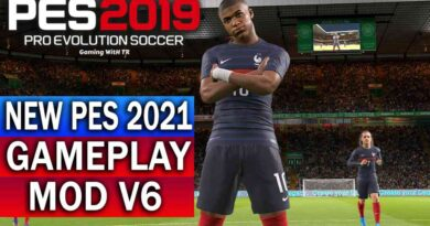PES 2019 | NEW PES 2021 GAMEPLAY MOD V6 | DOWNLOAD & INSTALL