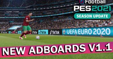 PES 2021 | NEW ADBOARDS V1.1 | DOWNLOAD & INSTALL