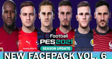 PES 2021 | NEW FACEPACK VOL. 6 BY JONATHAN FACEMAKER | DOWNLOAD & INSTALL