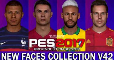 PES 2017 NEW FACES COLLECTION V42