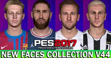 PES 2017 NEW FACES COLLECTION V44