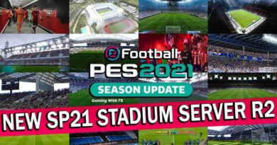 PES 2021 NEW SP21 STADIUM SERVER R2