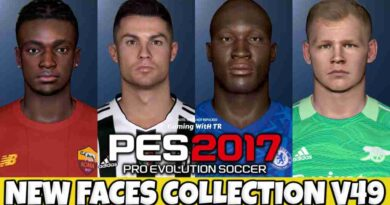 PES 2017 NEW FACES COLLECTION V49