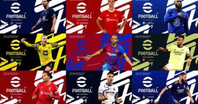 PES 17-21 NEW EFOOTBALL START SCREEN PACK V2
