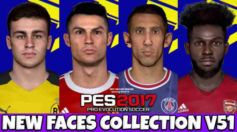 PES 2017 NEW FACES COLLECTION V51