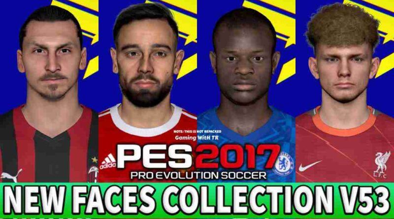 PES 2017 NEW FACES COLLECTION V53