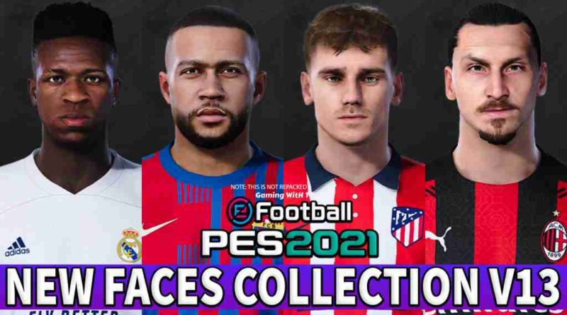 PES 2021 NEW FACES COLLECTION V13
