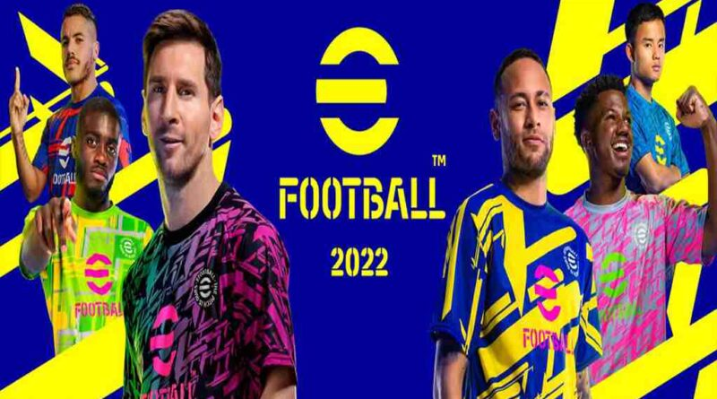 eFootball 2022 Free Download